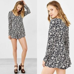 Floral Romper from Urban Outfitters